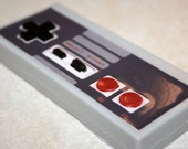 Soap Nintendo Controller Invented by DIGITALSOAPS, NES Grapefruit Scent