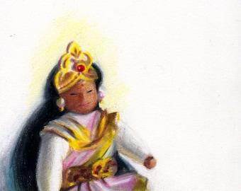 Amma doll