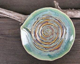Sea Spiral Bowl