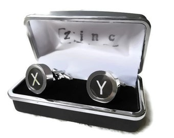 Custom Set of 10 - Replica typewriter keys, groomsmen gift ideas, wedding favours, wedding gift ideas