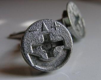 Swedish fastenings cufflinks