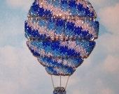 Lighted Hot Air Balloon