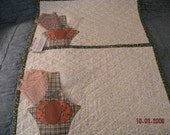 Custom Placemats with Napkins Set of Two