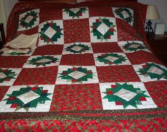 Christmas Holiday Season Quilts