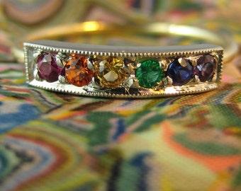 Prism, a Rainbow of Precious Gems