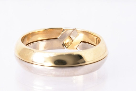 Gemini 6.0 in 18K Yellow and White Gold