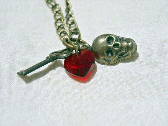 Key to my broken heart