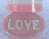Bath and Beauty - LOVE  Glycerin Soap