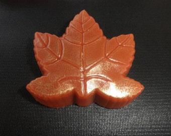 Fall Leaf Glycerin Soap