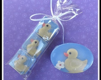 Baby Shower Soaps and Favors