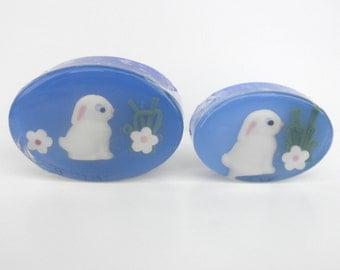 Bunny Glycerin Soap