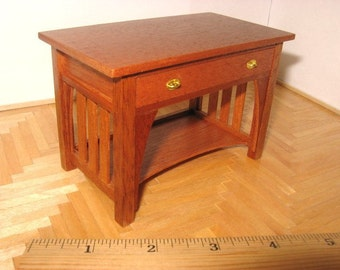 Miniature Buffet / Server Table