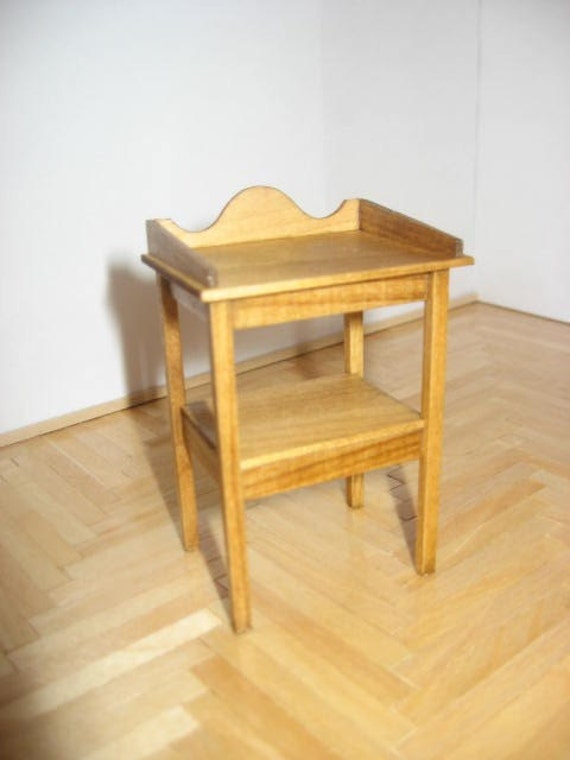 Miniature Wash Stand