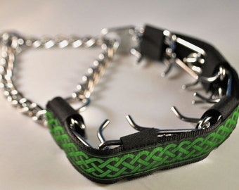 Prong Collar Cover - Choose Your Design in Shop, 1 inch wide
