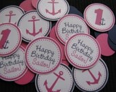 Party Decorations For Girls, Nautical Confetti, Party Decorations, Pick Colors