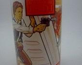 Star Wars Return of Jedi Glass 1980s collectible