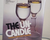 Hippie Earthy 1970's UN-Candle Set - Mint in Box