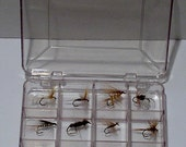 Fly Fishermans Assortment - 12-pack of flies