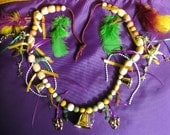 Mardi Gras Celebration Necklace - Order of 10 for rktsam