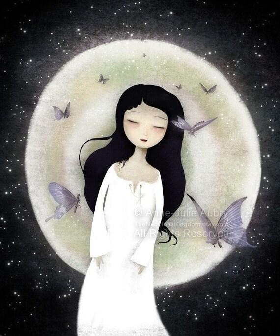 Fluttering Dreams - open edition print