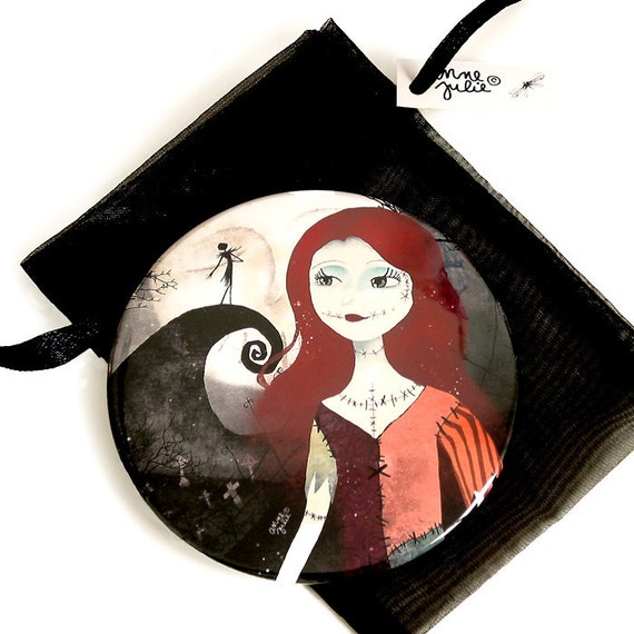 A Nightmare Before Christmas - Pocket Mirror