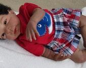 Reborn A/A baby Preemie boy from Nano kit