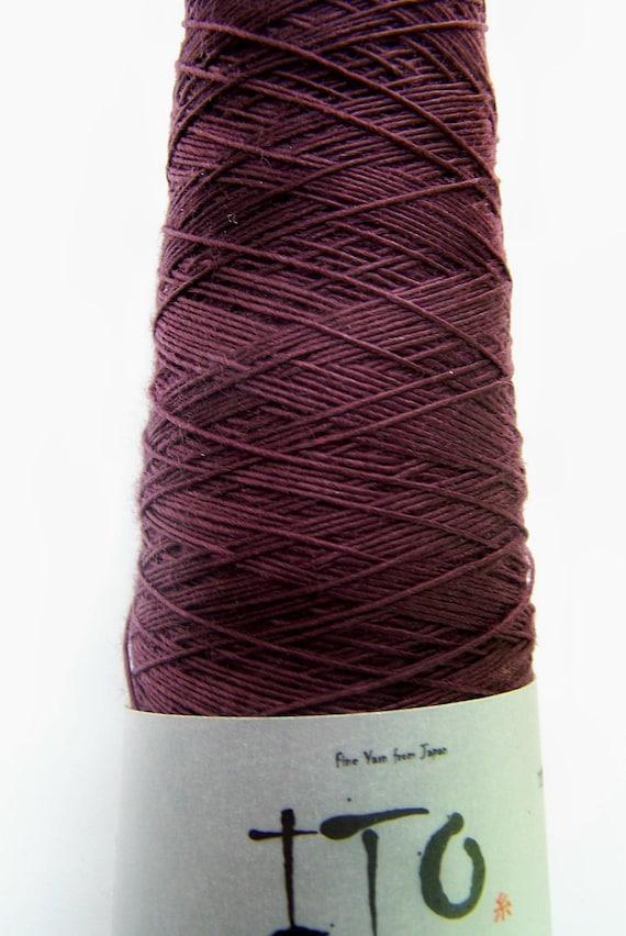 paper yarn URUGAMI coke wool/paper blend from ITO yarns 40g
