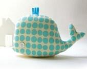 Private sale for thomaspiacenza - Olindo tha whale - Handmade in Italy