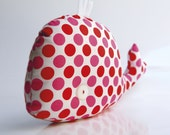 Amelie the whale - Handmade in Italy