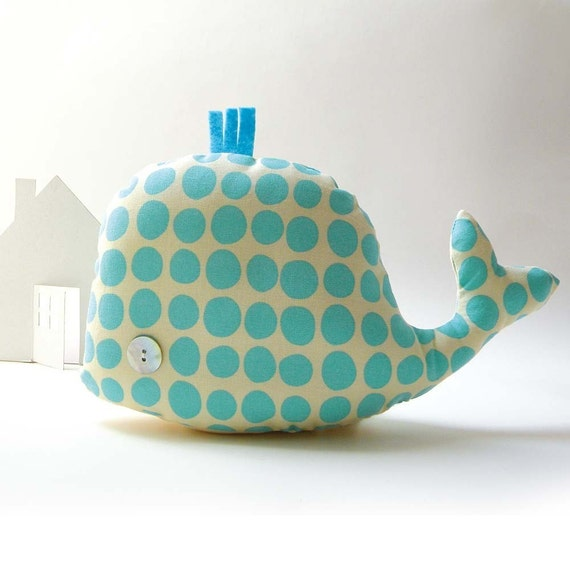 Private sale for thomaspiacenza - Olindo tha whale - Handmade in Italy