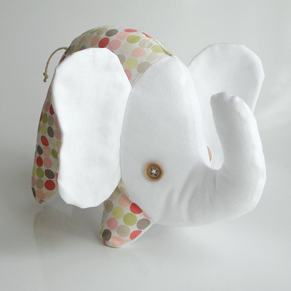 Demetrio the elephant - Handmade in Italy