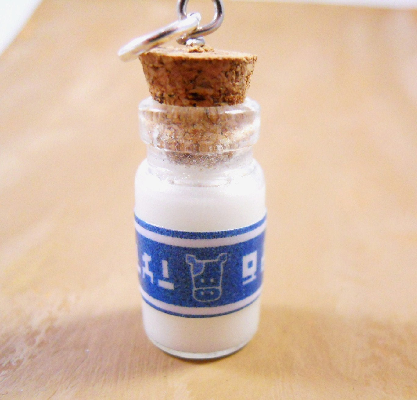 Water Bottle Zelda: SALE SALE. Legend Of Zelda Inspired Lon Lon Milk Glass By