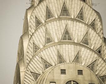 Art Deco Painting City