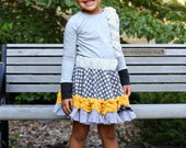 Evelyn Circle Skirt
