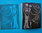 Custom Listing HazelWildFire's Wedding Stamps