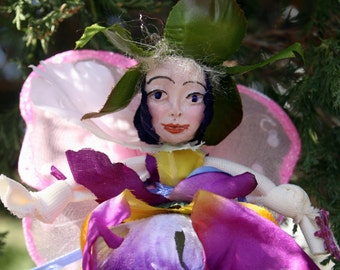 Bobie The Woodland Fairy