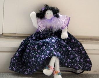 Erica The Cloth Doll
