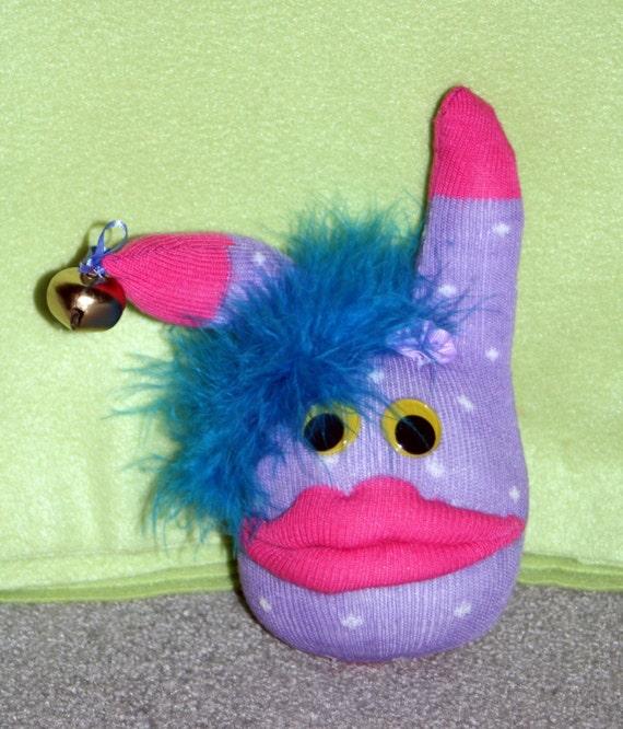 Mavis The Sock Creature