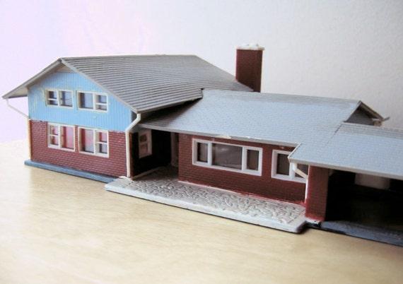 split level ranch model home kit ho scale side split house plans www pixshark com images