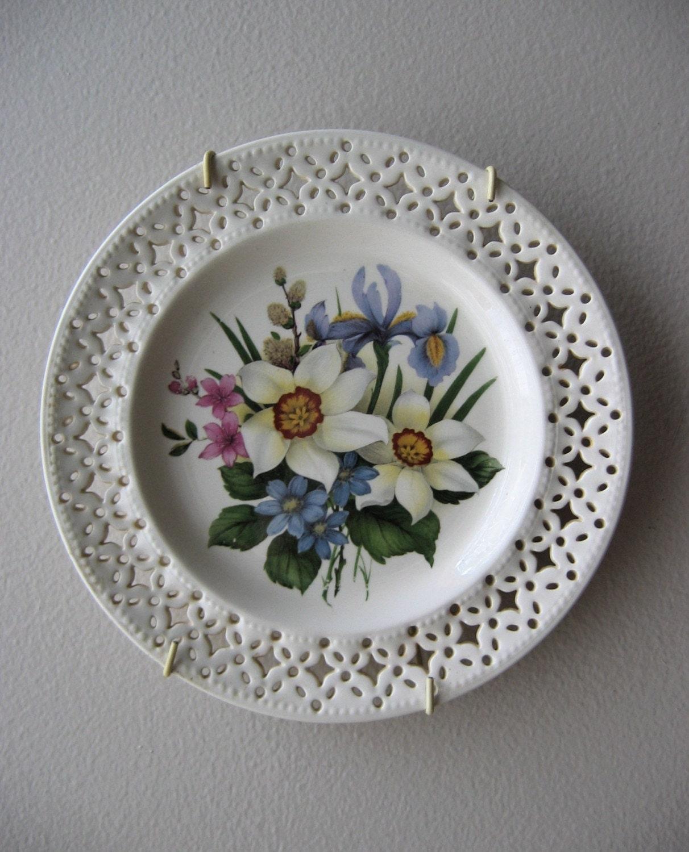 Vintage English Creamware Authentic
