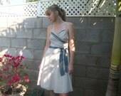 prairie country folk dress - by simplyworn