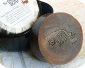Handmade Soap Gifts For Men - Tea Tree and Vanilla Beer Soap - Made with Peroni Nastro Azzurro Beer