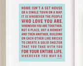HOME Print custom colors 8x10