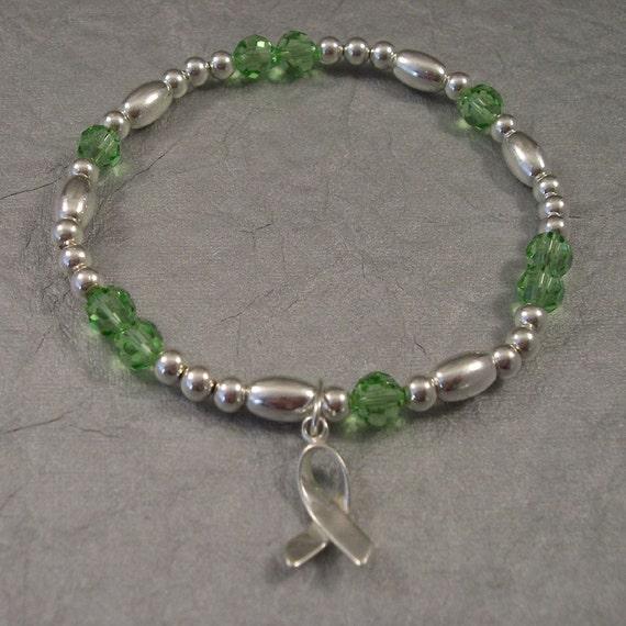 diabetes awareness bracelet swarovski austrian crystals and
