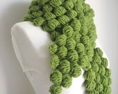 Multibubble Scarf - Green