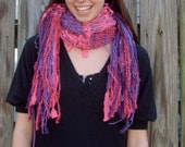 Scrap Scarf with Tons of Fringe My Little Pony