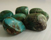 Set of 3 Chunky Turquoise Nuggets