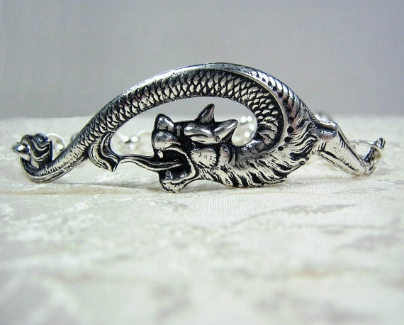 Serpent Dragon Bracelet SP