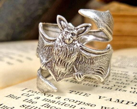bat ring ring jewelry jewelry