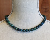 Turquoise Necklace - The Oklahoma